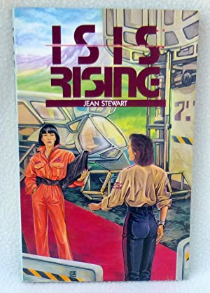 Isis Rising - SIGNED 1st Edition/1st Printing: Stewart, Jean