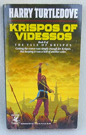 Krispos of Videssos - SIGNED 1st Edition/1st Printing