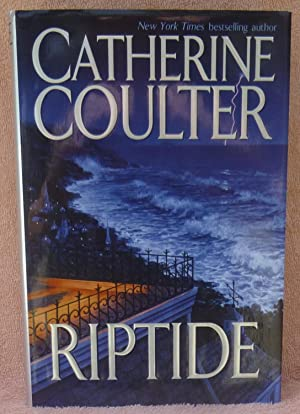 Riptide - SIGNED 1st Edition/1st Printing: Coulter, Catherine