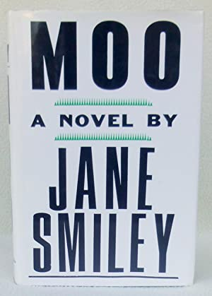 Moo - SIGNED 1st Edition/1st Printing: Smiley, Jane
