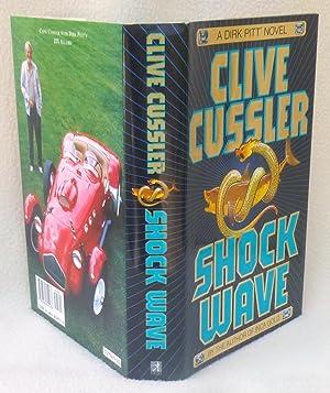Shock Wave (Dirk Pitt Adventures) - SIGNED 1st Edition/1st Printing: Cussler, Clive