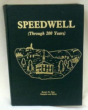 Speedwell (Through 200 Years): Page, Bonnie M.