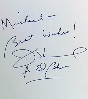 The Elephant in the Room - SIGNED 1st Edition: Baker, Ed