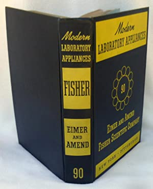 Modern Laboratory Appliances 90: No Author Given
