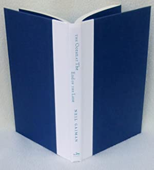 The Ocean at the End of the Lane: A Novel - SIGNED 1st Edition: Gaiman, Neil