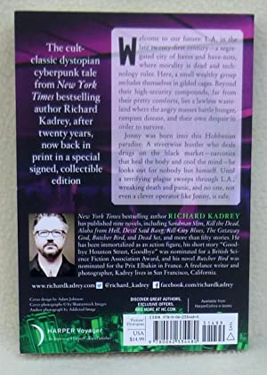 Metrophage: A Novel - SIGNED: Kadrey, Richard