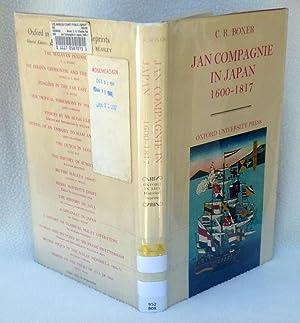 Jan Compagnie in Japan 1600-1817: Boxer, C.R.