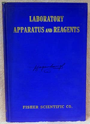 Fisher Laboratory Apparatus and Reagents: No Author Given