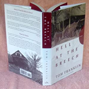 Hell at the Breech: A Novel - SIGNED 1st Edition/1st Printing: Franklin, Tom