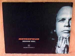 Bernhard Vogel Metropolis Mixed Media: Vogel, Bernhard;Karrer, Siegfried
