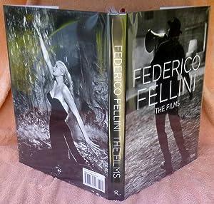 Federico Fellini: The Films - 1st Edition/1st Printing: Tullio Kezich