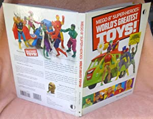 "Mego 8"" Super-Heroes: World's Greatest Toys!: Benjamin Holcomb"