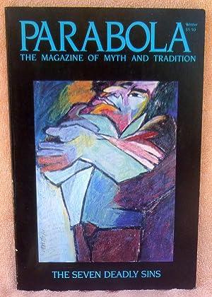 Parabola: The Magazine of Myth and Tradition: Buckley, Thomas;Franck, Frederick;Bamford,