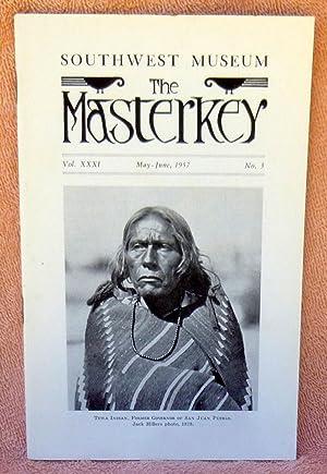 The Masterkey Vol. XXXI No. 3 May-June,: Laski, Vera P.;Harrington,