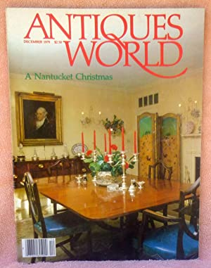 Antiques World Magazine December 1979: Sharp Young, Mahonri;Bayer,