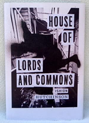 House of Lords and Commons: Poems - New SIGNED 1st Edition/1st Printing