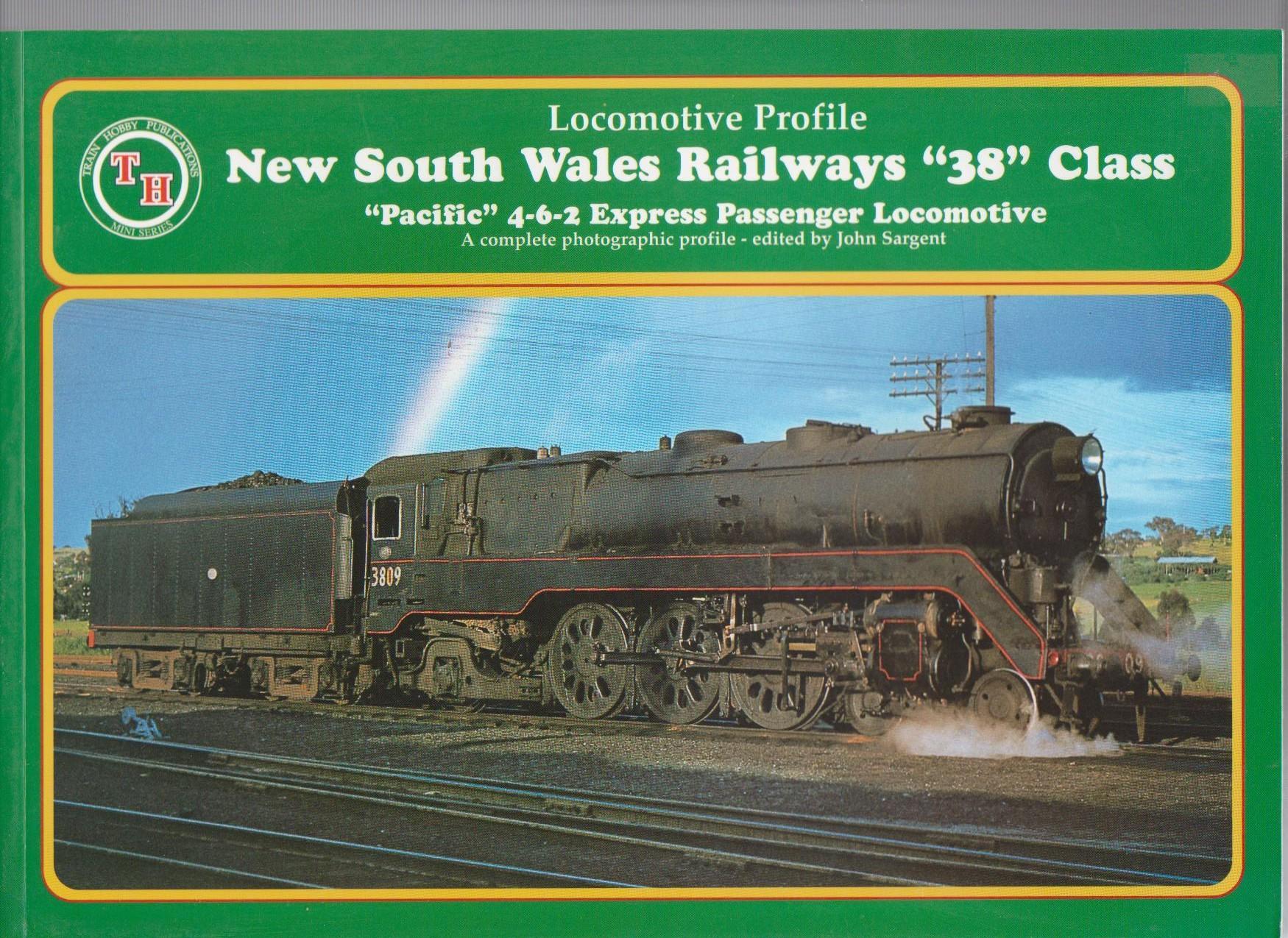 LOCOMOTIVE PROFILE  New South Wales Railways