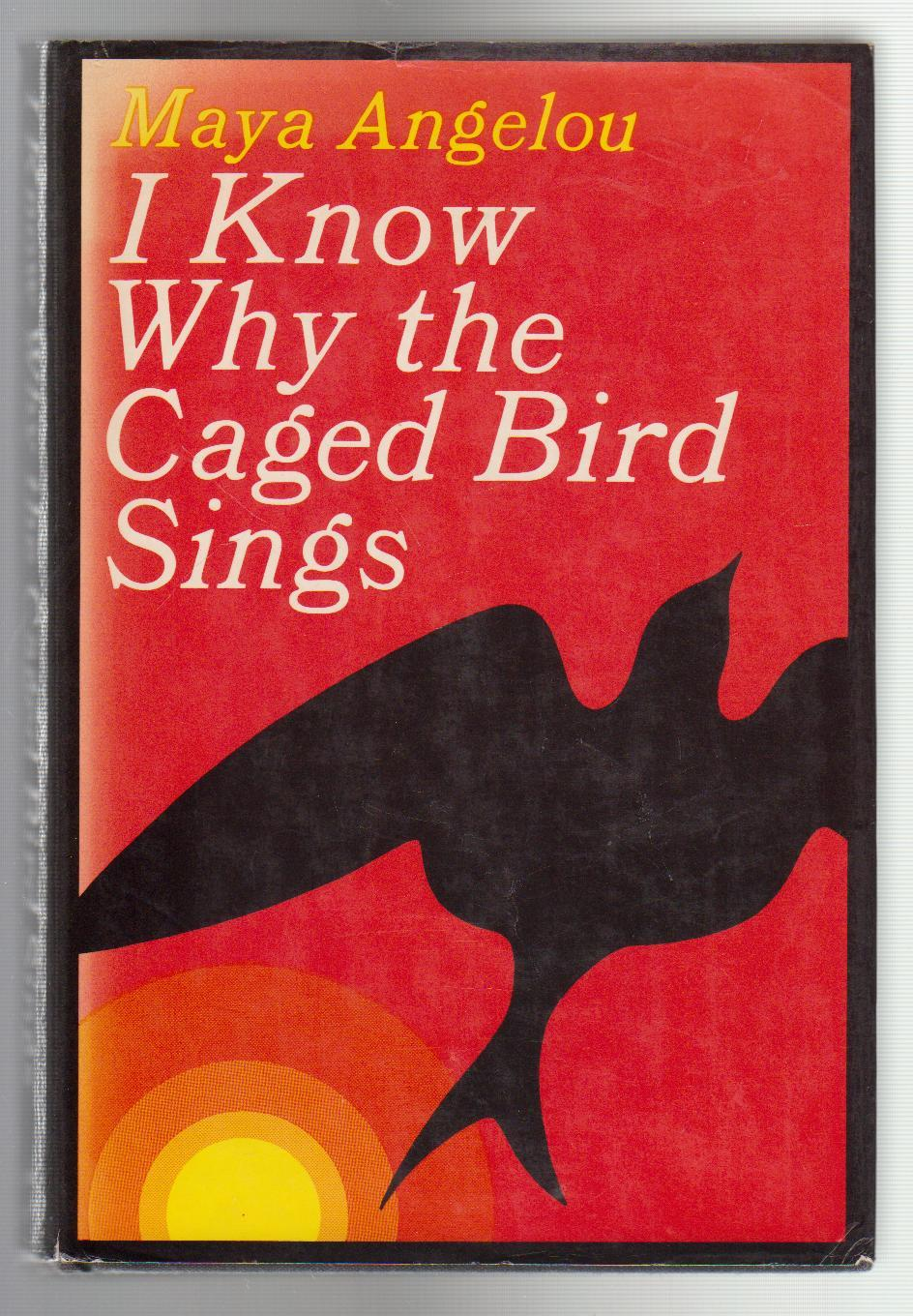 a plot summary of maya angelous i know why the caged bird sings