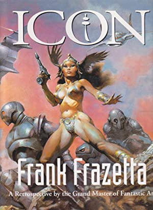 ICON: A Retrospective by the Grand Master: Frazetta, Frank