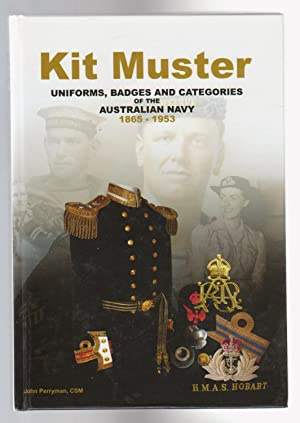 KIT MUSTER. Uniforms , Badges & Categories: Perryman, John