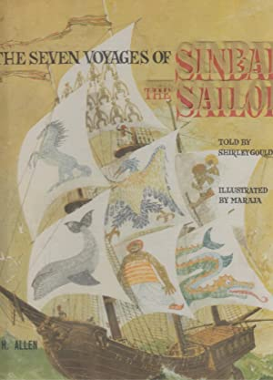 THE SEVEN VOYAGES OF SINBAD THE SAILOR. Splendour Book Series