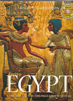 EGYPT: Land and Lives of the Pharaohs Revealed with CD