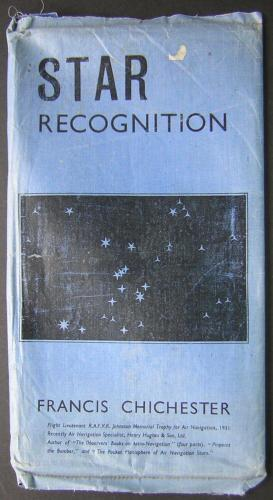 Star Recognition: with chart of navigation stars and star recognition trainer: Chichester, Francis