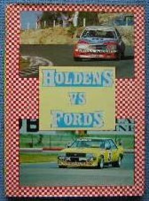 Holdens versus Fords: Harding, Mike.