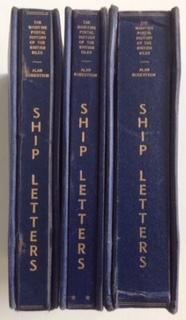 A HISTORY OF THE SHIP LETTERS OF: Robertson, Alan
