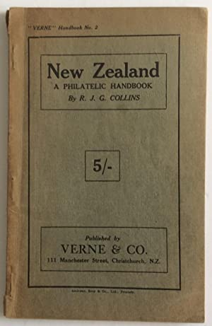 NEW ZEALAND A PHILATELIC HANDBOOK No 2: Collins