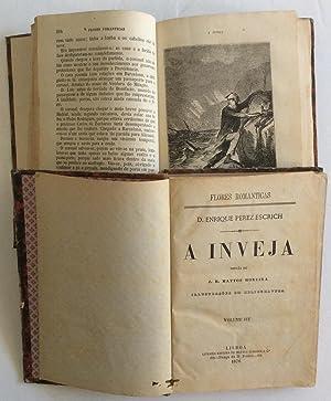 A INVEJA VERSAO DE J. B. MATTOS MOREIRA: Escrich, Enrique Perez