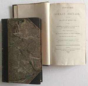 HISTORY OF GREAT BRITAIN FROM THE DEATH OF HENRY VIII TO THE ACCESSION OF JAMES VI. OF SCOTLAND TO ...
