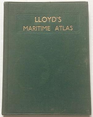 LLOYD'S MARITIME ATLAS INCLUDING A COMPREHENSIVE LIST: Hawkes