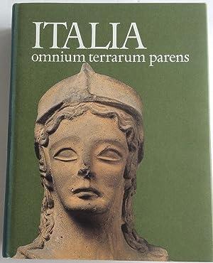 ITALIA OMNIUM TERRARUM PARENS LA CIVILTA DEGLI