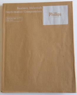 KAZIMIR MALEVICH SUPREMATIST COMPOSITION