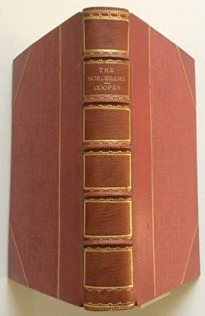 THE BORDERERS; OR, THE WEPT OF WISH-TON-WISH: A TALE: Cooper, James Fenimore