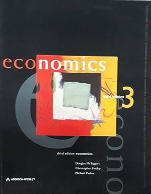Economics: Douglas McTaggart