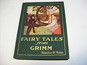 Fairy Tales From Grimm: Brothers Grimm Edited
