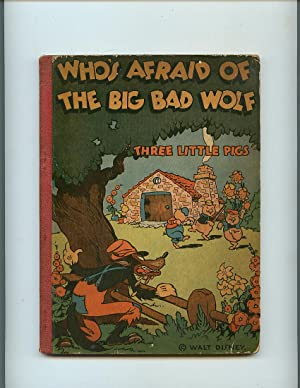 Who's Afraid of the Big Bad Wolf Three Little Pigs: Disney Studios