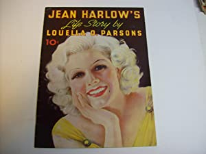 Jean Harlow's Life Story: Parsons, Louella O.