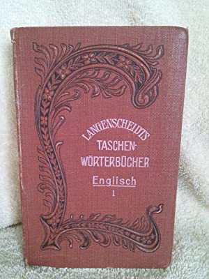 Langenscheidt's Pocket Dictionary of the English and: Hermann Lindemann, Ph.d
