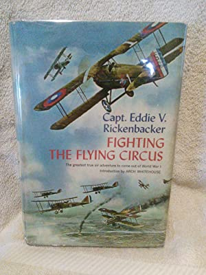Fighting the Flying Circus: Capt. Eddie V.
