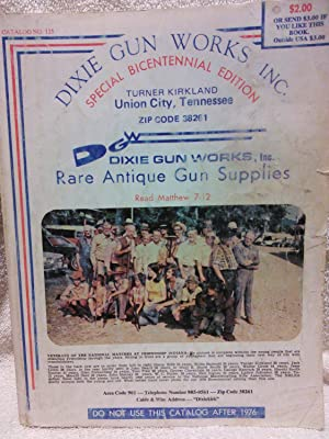 Dixie Gun Works, Inc, Catalog No. 125: Dixie Gun Works