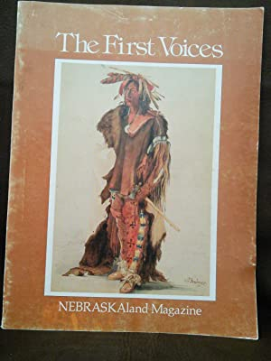 The First Voices, Nebraskaland Magazine Vol. 62,: Editors at Nebraskaland
