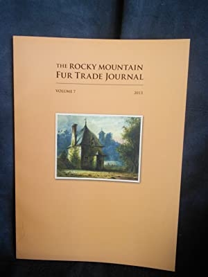 The Rocky Mountain Fur Trade Journal, Volume: Jim Hardee editor