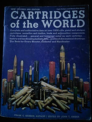 Cartridges of the World, revised 3rd edition