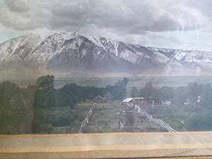 Haglaunds Ranch, Elk Mountain, WY: J.E. Stimson