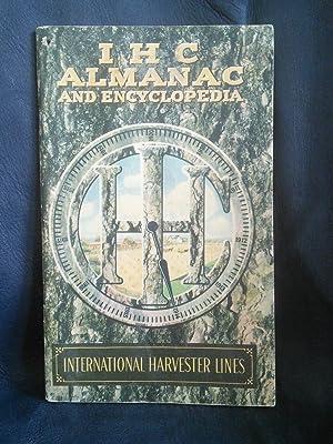 IHC Almanac and Encyclopedia: editors at International