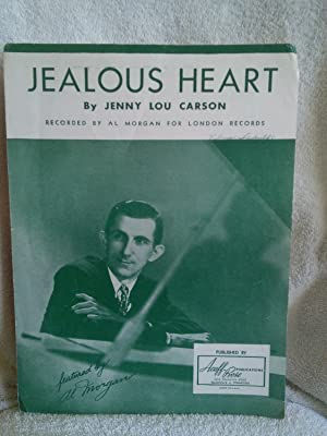 Jealous Heart: Words and Music
