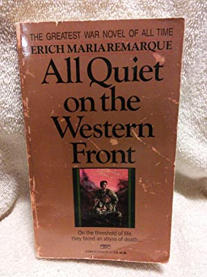 All Quiet On The Western Front Abebooks